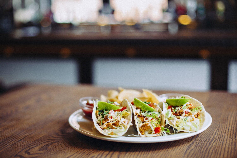 Long Beach Fish Tacos