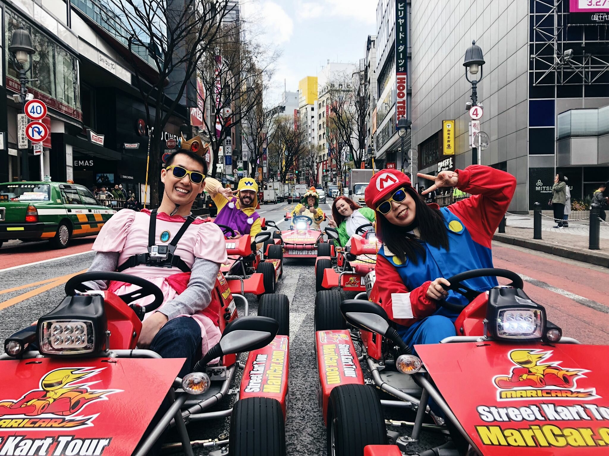 Japan: 10 things you need to know before Real Life Mario Go Karting in Tokyo