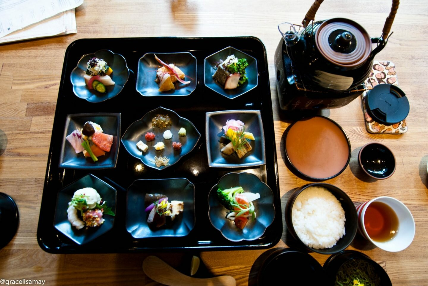 Japan: AWOMB – a lunch like no other in Kyoto